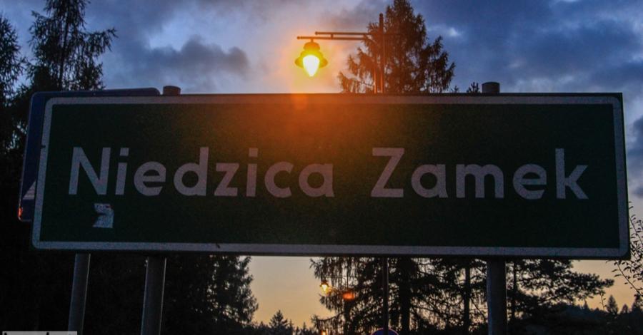 Tydzień Pieniński cz.5 - ... Cisówka - Niedzica Zamek , zapory dwie i ... - zdjęcie