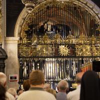 Obraz Matki Bożej w Sanktuarium
