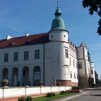 Zamek w Baranowie Sandomierskim - zdjęcie