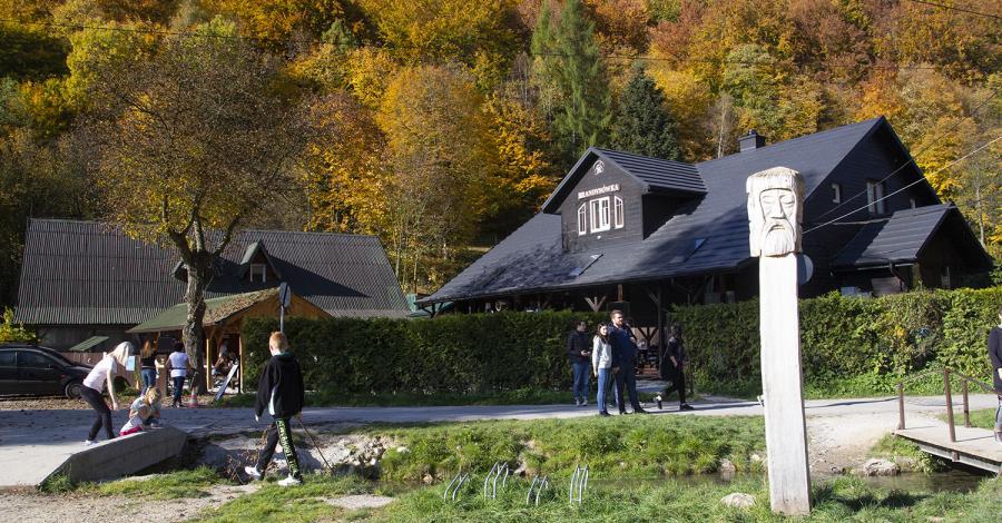 Brandysówka w Dolinie Będkowskiej - zdjęcie