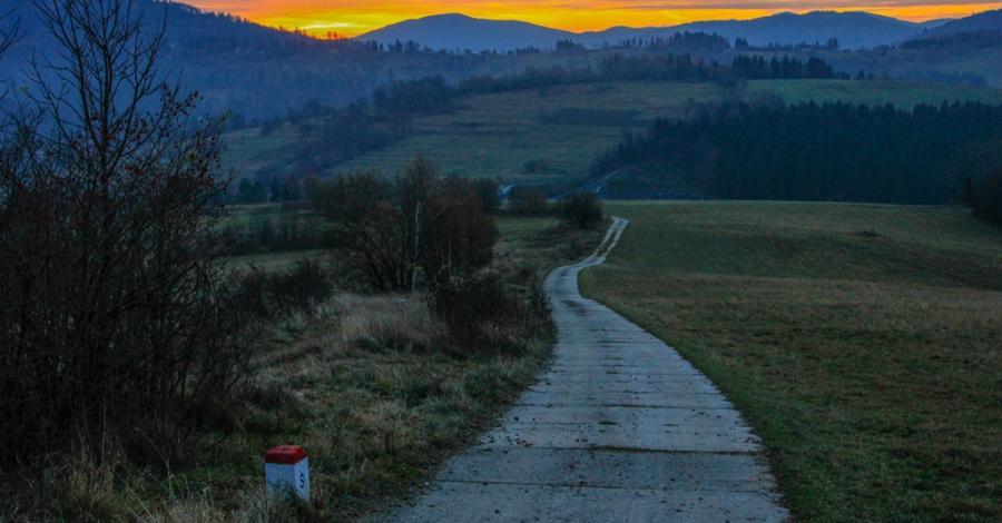 Granicą ... po Beskidzie Śląskim (Zwardoń - Skalite i okoliczne góry), Fasola na Szlaku