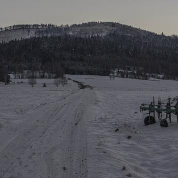 """""""Czerwonym szlakiem widmo """" na Hale Boraczą i jeszcze dalej ... - zdjęcie"""