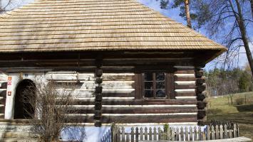 Nadwiślański Park Etnograficzny - skansen w Wygiełzowie - zdjęcie