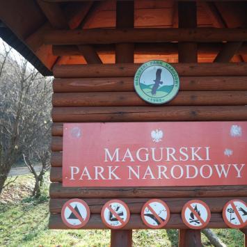 Beskid Niski - Magura Wątkowska