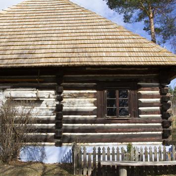 Nadwiślański Park Etnograficzny - skansen w Wygiełzowie