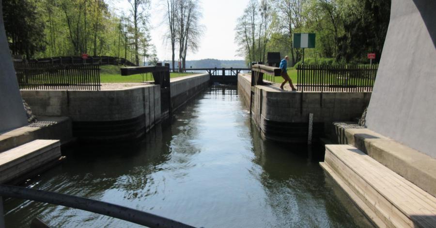 Augustów-rejs po Kanale Augustowskim, marian