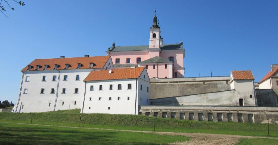 Wigry-Klasztor Pokamedulski, marian