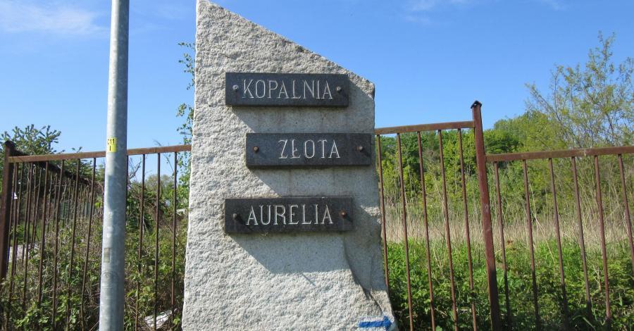 Kopalnia złota Aurelia w Złotoryji, marian