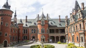 Industriada 2019 - Pałac w Pławniowicach - zdjęcie