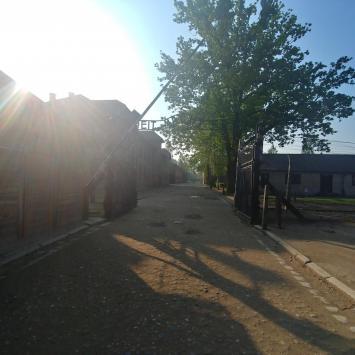 Oświęcim - Obóz Auschwitz-Birkenau