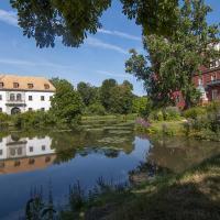 Zamek Bad Muskau w Parku Mużakowskim