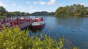 Łagów i jeziora - zdjęcie
