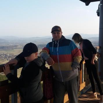 Nowa wieża widokowa na Szpilówce w Iwkowej