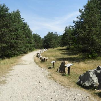 Podlesice – Jaskinia Głęboka i prawie Góra Zborów