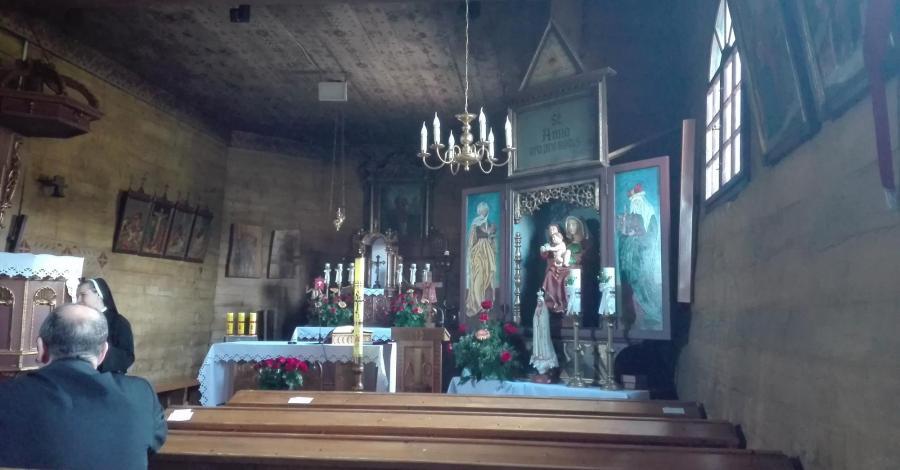 kolejny odcinek drogi św.Jakuba, mirosław