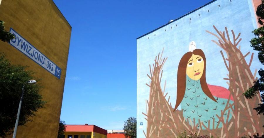 Kolekcja Malarstwa Monumentalnego na Zaspie - Gdańsk - zdjęcie