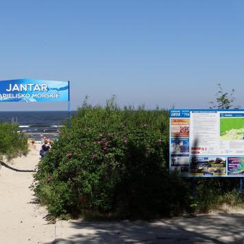 Weekend w Jantarze, czyli parę dni nad morzem na lajtowo
