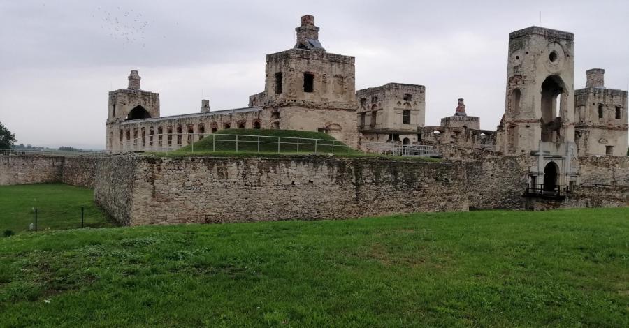 Zamek Krzyżtopór w Ujeździe, marian