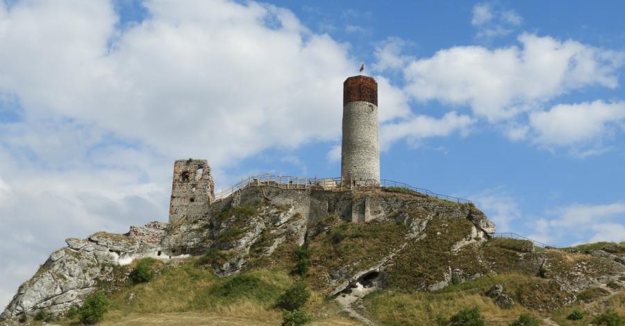 Góra Biakło i Olsztyn k. Częstochowy, Joanna