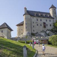 Bobolice zamek