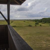 Park Narodowy Ujście Warty Wieża na Czarnowskiej Górce