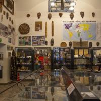 Klasztor na Świętym Krzyżu - wystawa misyjna