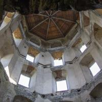 Zamek Krzyżtopór wieża
