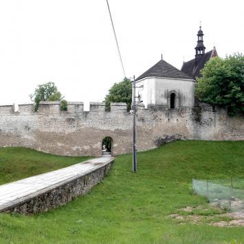 Ku zielonej krainie - I dzień - na Roztocze przez Szydłów, Klimontów, Ossolin i Tudorów - zdjęcie