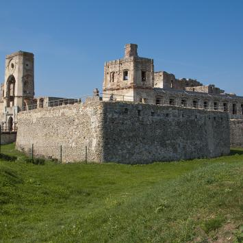 Na zamku bez stropów czyli magiczny Krzyżtopór