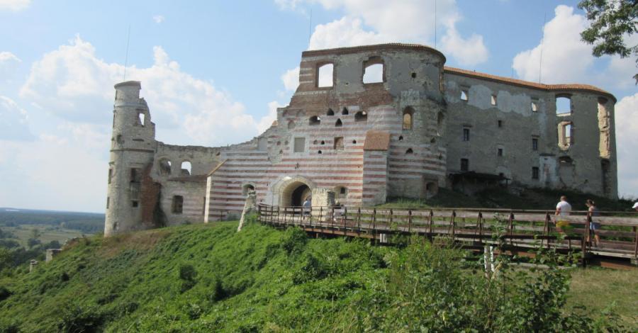 Zamek w Janowcu, marian