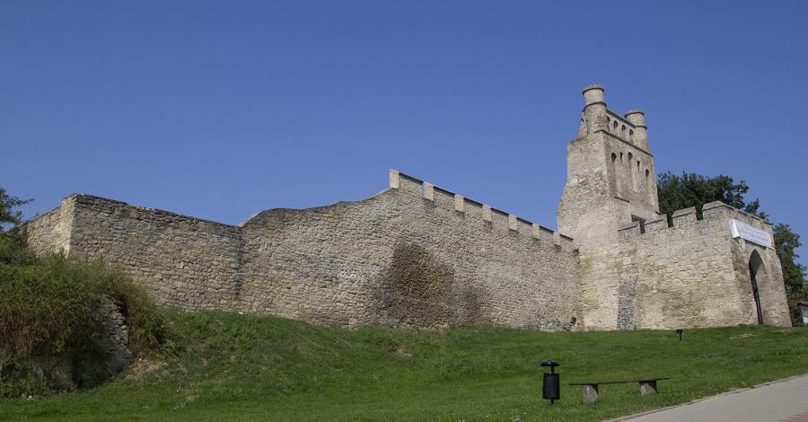 Szydłów polskie carcassonne, Anna Piernikarczyk