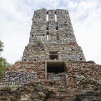 Żary wieża Bismarcka