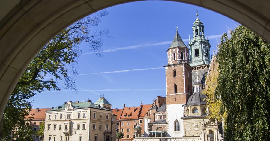 Kraków - wizyta na Wawelu - zdjęcie
