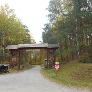 Dawna kopalnia Babina i Park Mużakowski