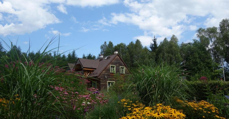 Angielski ogród na polskich Kaszubach - zdjęcie