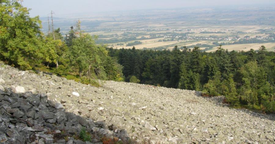 Z dawnych wspomnień: Góry Świętokrzyskie 2012 (Podłysica) - zdjęcie
