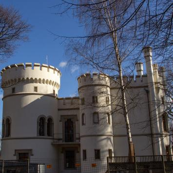 Niezwykła przemiana pałacu o niezwykłej historii