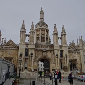 Cambridge, czyli uniwersytecki klimat w historycznym miejscu - zdjęcie