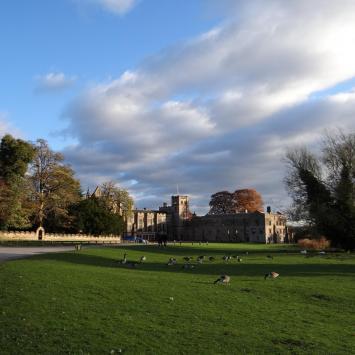 Newstead Abbey, czyli posiadłość Byrona po japońsku - zdjęcie