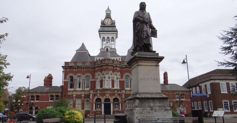 Grantham, czyli miasto Newtona i Tchatcher - zdjęcie