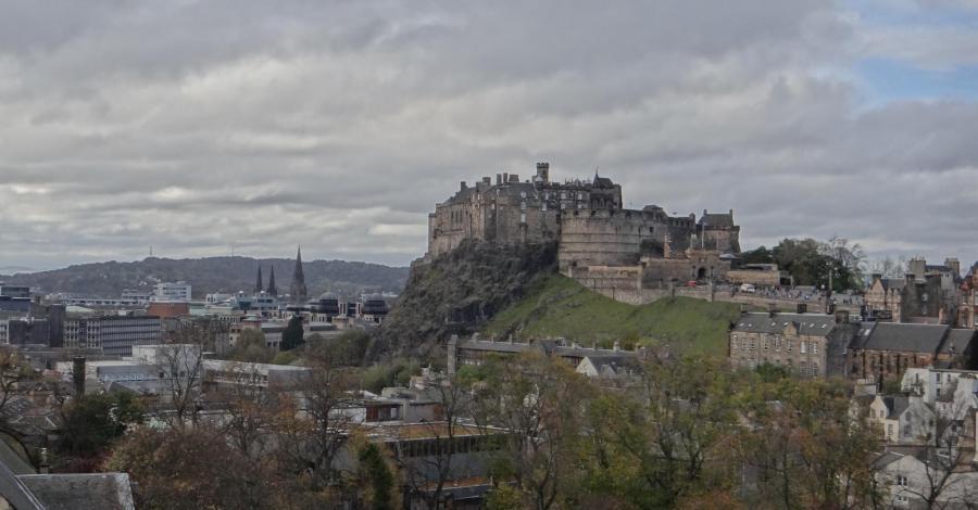 Szkocja, czyli intensywny weekend – Edynburg, most Forth Bridge i Glasgow - zdjęcie
