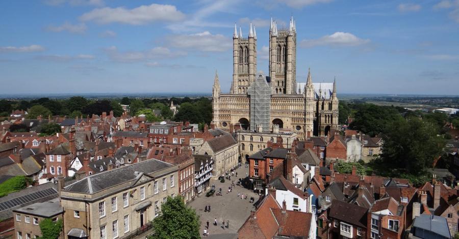Lincoln, czyli dzień z duchami w cieniu gotyckiej katedry - zdjęcie