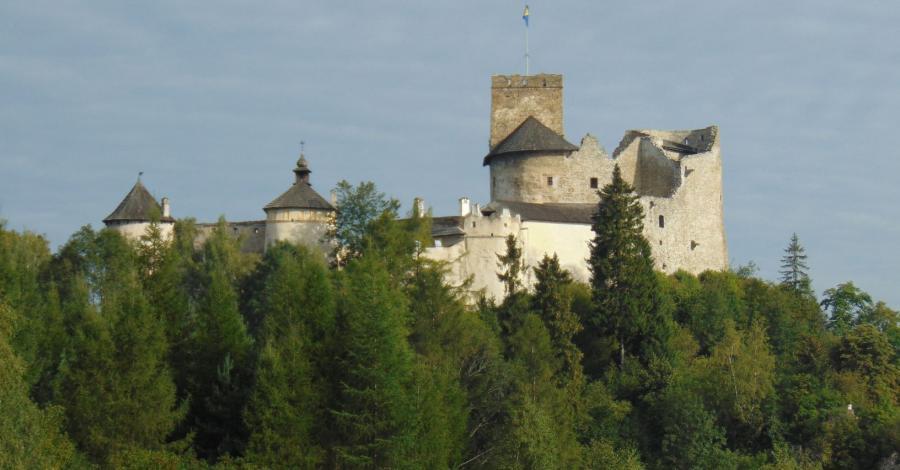 Zamek w Niedzicy i Zakopane - zdjęcie