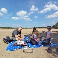 Piknik na Pustyni