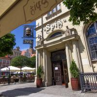 Rynek we Wrocławiu restauracja Spiż
