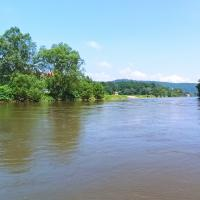 Spływ pontonowy