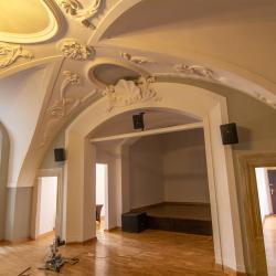 Zamek Książ - sala kinowa