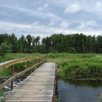 Supraśl - za lasami, za rzekami, za kilkoma mostami