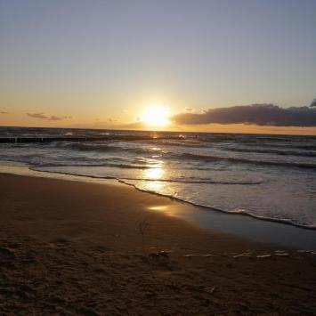 Sianożęty-wypoczynek nad morzem.
