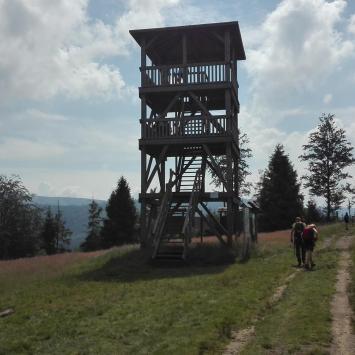 Stary Groń-Beskid Śląski